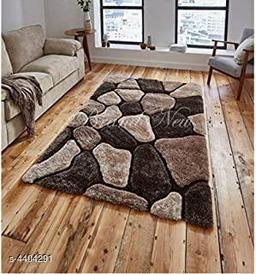 Unique Printed Polyester Carpet