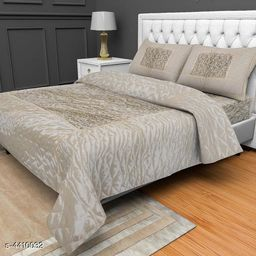 Ria Stylish Printed Double Bedsheets
