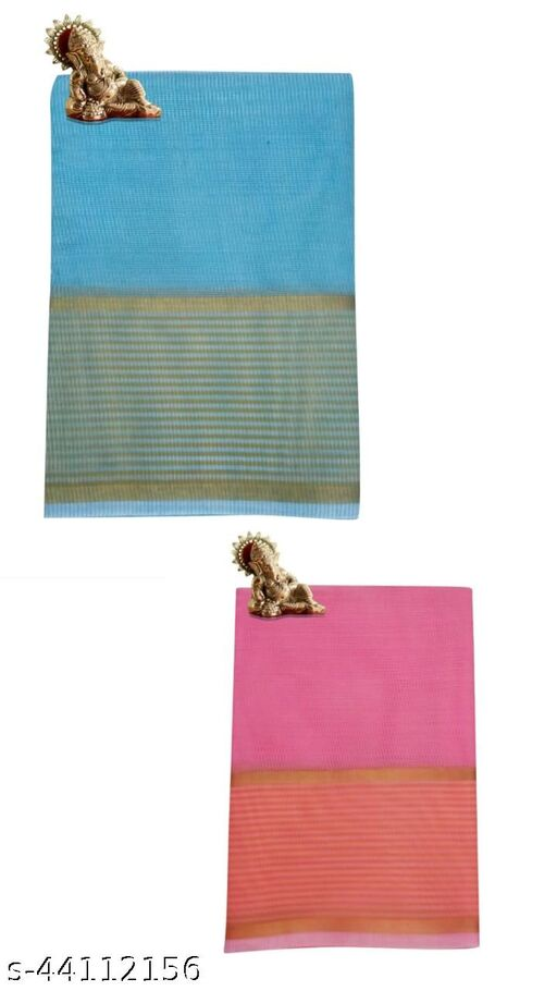 Fancy daily wear combo saree