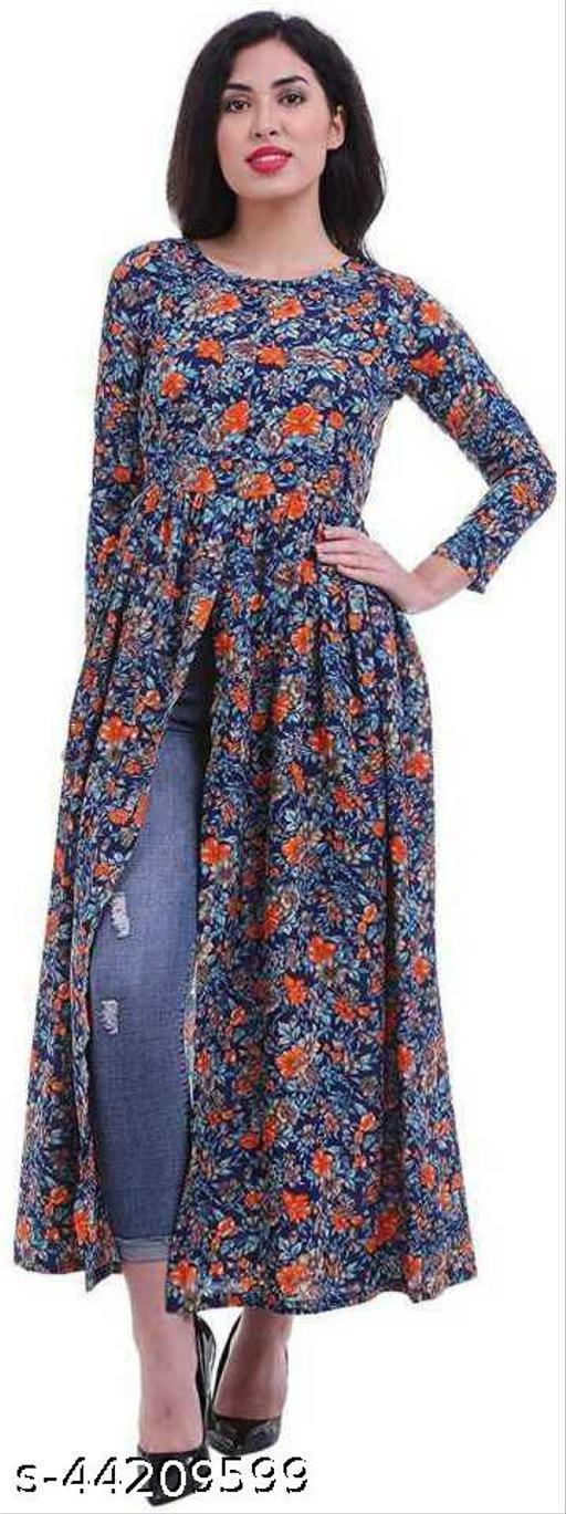ARSH FASHION HUB Crepe dress