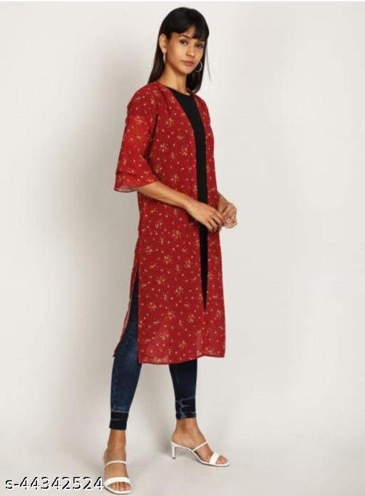 Trendy Modern Women Capes, Shrugs & Ponchos