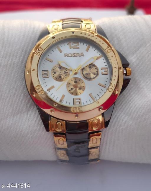 Jia Marvellous Men's Watches