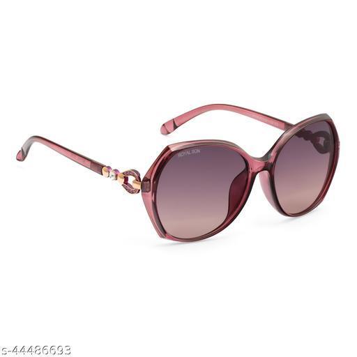 Royal Son Butterfly UV Protection Women Sunglasses Black Lens - CHIWM00116-C4