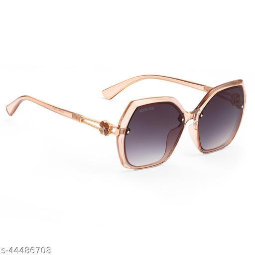 Royal Son Butterfly UV Protection Women Sunglasses Black Lens - CHIWM00115-C4