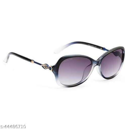 Royal Son Butterfly UV Protection Women Sunglasses Black Lens - CHIWM00118-C3