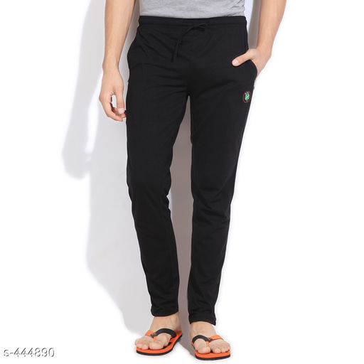 Lounge Pants Comfortable Solid Cotton Jersey Men's Lounge Pant  *Fabric* Cotton Jersey 