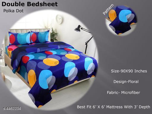 Stylish Microfiber Bedsheets