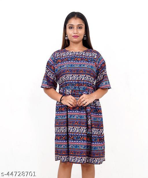 western dress niva