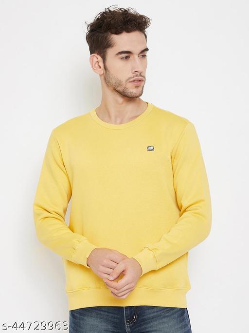 Livefree Mens Round Neck Full Sleeve Sweatshirt
