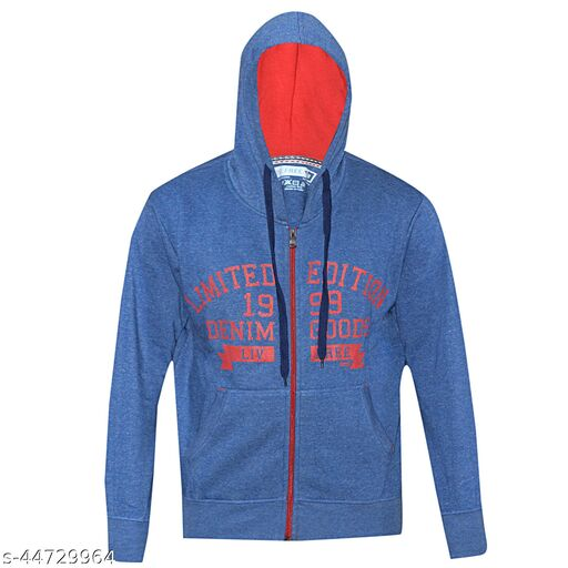 Livefree Mens Full Zipper Hoddy Sweatshirts
