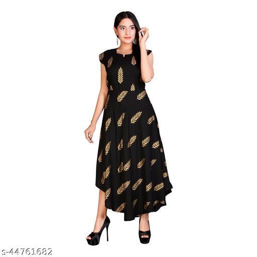 Comfy Partywear Women Dress