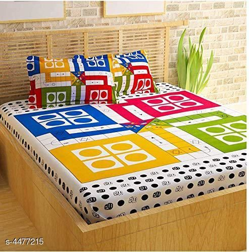 Gorgeous Attractive Double Bedsheets