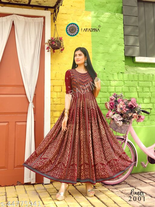 Aagyeyi Alluring Gown