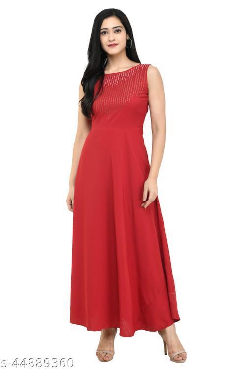 Trendy Maxi Dress For Women