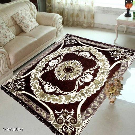 Chenille Trendy Carpet