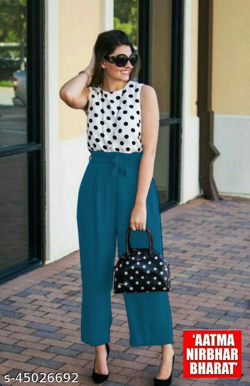 stylish top and bottom