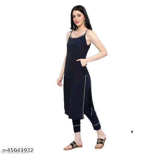 Comfy Fashionable Women kurti
