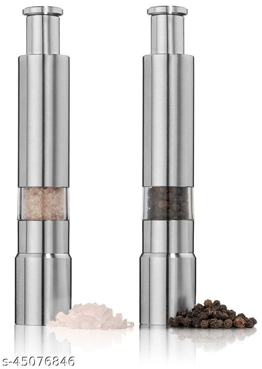 Stylo Salt & Pepper Shakers