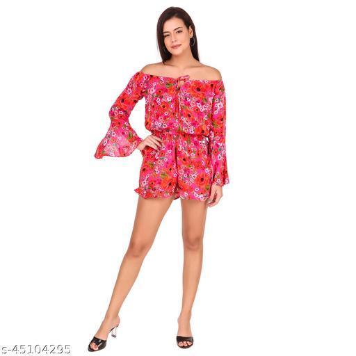 Comfy Ravishing Women Jumpsuits