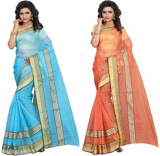 Attractive Fancy Women's Saree