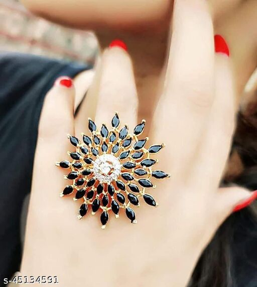 Beautiful ring for women and girls