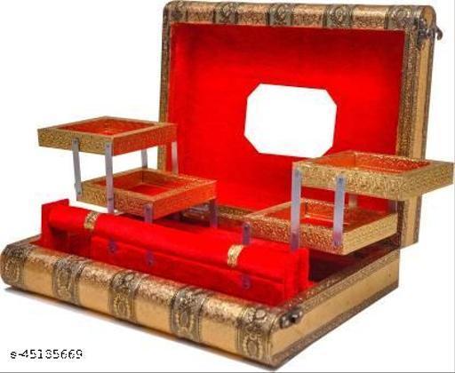 FENCY JEWELRY BOX