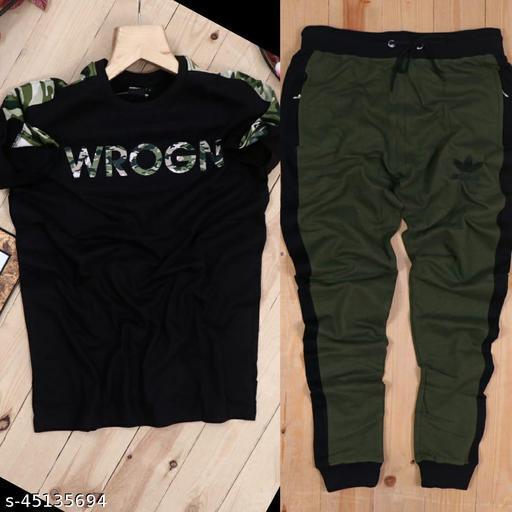 Urbane Partywear Top & Bottom Set