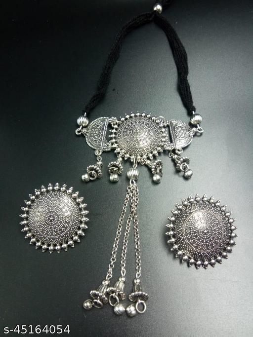 Beautiful Latest Oxidised Jewellery for Women