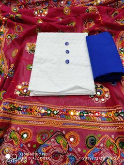 Attractive Cotton Women's Suits & Dress Material