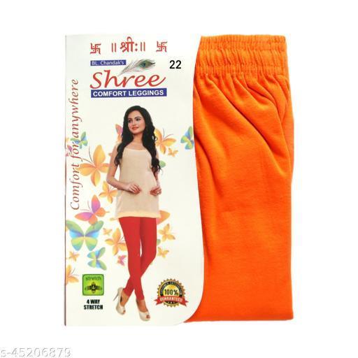 Ladies Ankle Length Leggings (Pack of 1 )22
