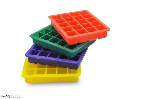 Attractive Ice Cube Moulds & Trays