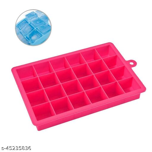 Modern Ice Cube Moulds & Trays