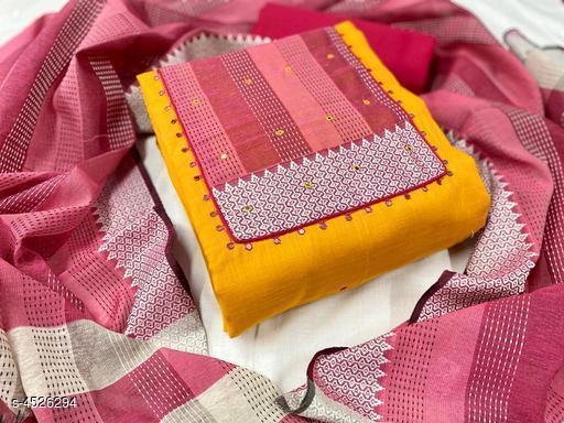 Mahika Versatile Pure Cotton  Suits & Dress Materials