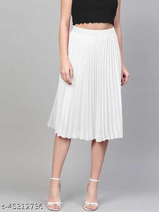 Charvi Fashionable Women Ethnic Skirts