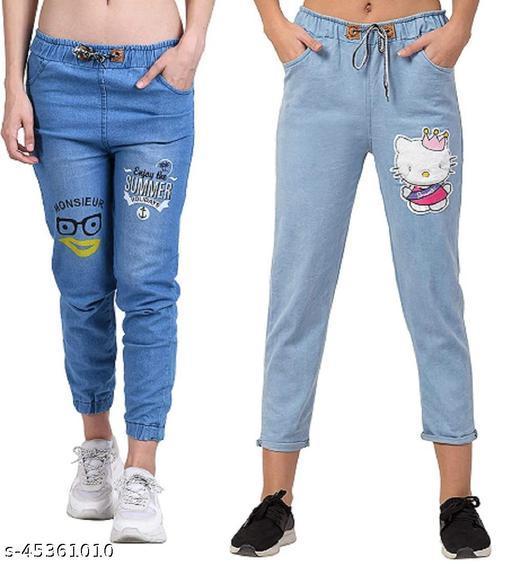 Trendy Fashionista Women Women Trousers