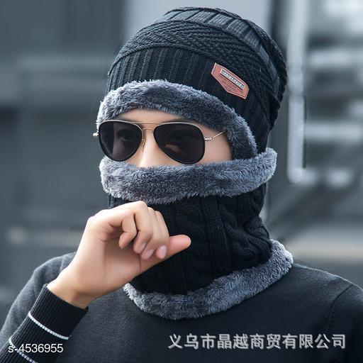 Stylish Men's Knitted Cap