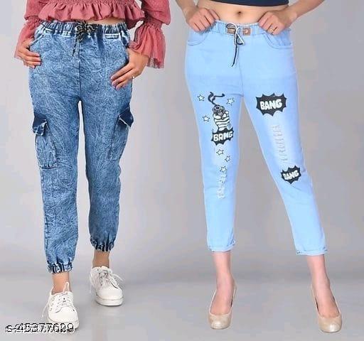 Fancy Fashionista Women Jeans