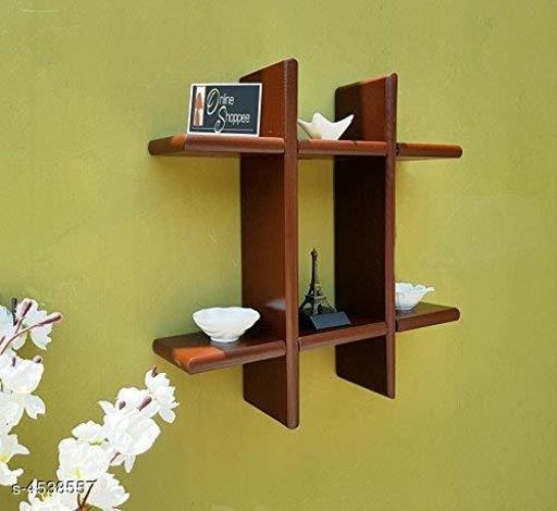 Beautiful Decorative MDF Wall Shelf