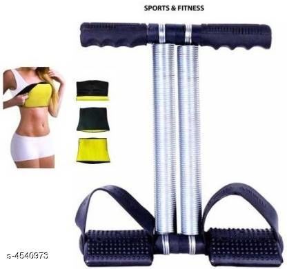 HOT SHAPER BELT WITH DOUBLE STEEL SPRING Home Gym Kit ()