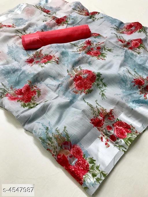 New Attractive Cotton Silk Women's Sarees