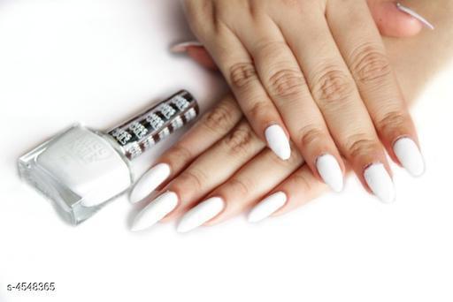 Nails Miss  Nails Nail Polish  *Product Name* Miss Nails Nail Polish  *Brand Name* Miss Nails  *Product Type* Nail Polish  *Capacity* 10 ml  *Shade* Pro36  *Package Contains* It Has 1 Pack Of Nail Polish  *Sizes Available* Free Size *    Catalog Name: Miss  Nails Nail Polish CatalogID_658291 C51-SC1244 Code: 431-4548365-