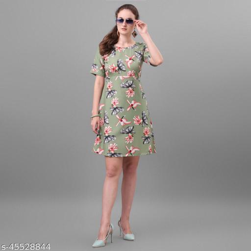 Trendy Elegant Women Dress