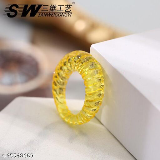 Arzonai retro color ring creative jewelry fashion button geometric ring cold wind ring factory wholesale