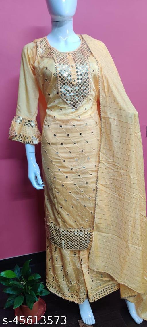 Banita Refined Salwar Suits & Dress Materials