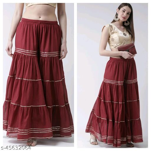 Adrika Fashionable Sharara