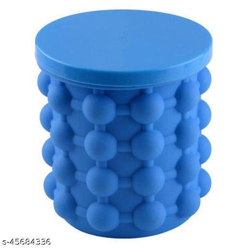 sillicon-ice-cube-bucket