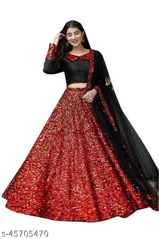 Woman's fancy Lehenga Choli