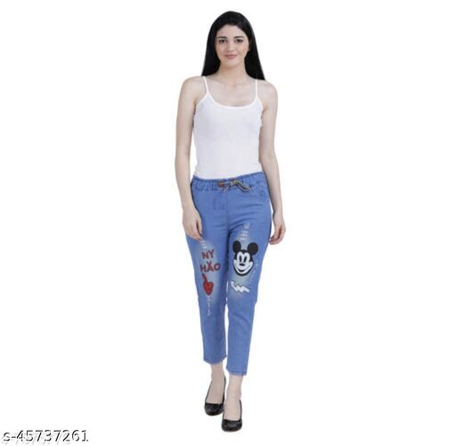 Pretty Fashionista Women Women Trousers
