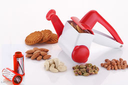 2 In 1 Dry Fruit Slicer With Cheese Grater