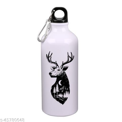 RADANYA Animal Printed Sipper Water Bottle Sports Water Bottle Sleek Insulated For Gym, School, Sports, Yoga